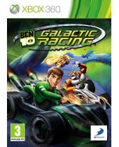 Ben 10 - Galactic Racing (Xbox 360)