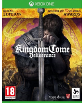 Kingdom Come - Deliverance CZ (Royal Edition) (Xbox One)