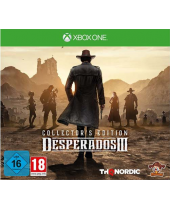 Desperados 3 (Collectors Edition) (Xbox One)