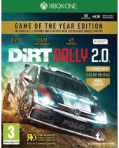 DiRT Rally 2.0 (Game of the Year Edition) (Xbox One)