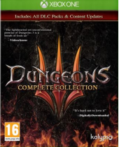 Dungeons 3 (Complete Collection) (Xbox One)