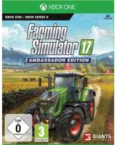 Farming Simulator 17 (Ambassador Edition) (Xbox One/XSX)