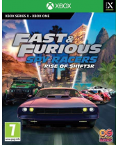 Fast and Furious - Spy Racers Rise of SH1FT3R (Xbox One/XSX)