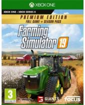 Farming Simulator 19 (Premium Edition) (Xbox One)