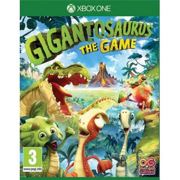 Gigantosaurus - The Game (Xbox One)