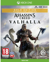 Assassins Creed - Valhalla (Gold Edition) (Xbox One)