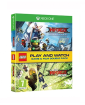 LEGO Ninjago Movie Videogame (Game and Film Double Pack) (Xbox One)