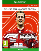 Formula 1 2020 (Deluxe Schumacher Edition) (Xbox One)