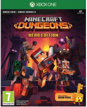 Minecraft Dungeons (Hero Edition) (Xbox One/XSX)