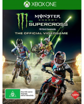 Monster Energy Supercross - The Official Videogame (bundle copy) (Xbox One)