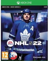 NHL 22 CZ (Xbox One/XSX)