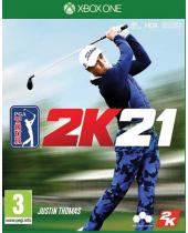 PGA Tour 2K21 (Xbox One)