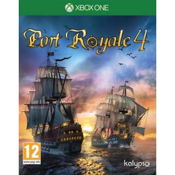 Port Royale 4 (Xbox One)