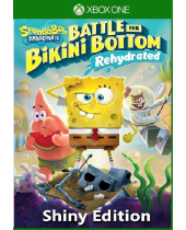 Spongebob Squarepants - Battle for Bikini Bottom Rehydrated (Shiny Edition) (Xbox One)