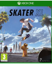 Skater XL - The Ultimate Skateboarding Game (Xbox One)