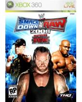 Smackdown! vs. Raw 2008 (Xbox 360)