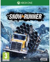 SnowRunner CZ (Xbox One)