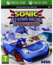 Sonic and All-Stars Racing Transformed (X360/Xbox One)