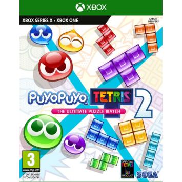Puyo Puyo Tetris 2 - The Ultimate Puzzle Match (Xbox One)