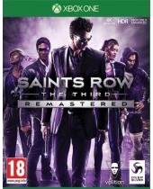 Saints Row - The Third (Remastered) CZ (Xbox One)