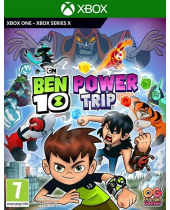 Ben 10 - Power Trip (Xbox One)