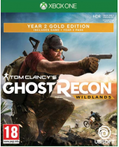 Tom Clancys Ghost Recon - Wildlands CZ (Year 2 Gold Edition) (Xbox One)