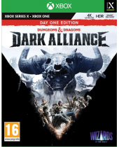 Dungeons and Dragons - Dark Alliance (Day One Edition) (XSX)