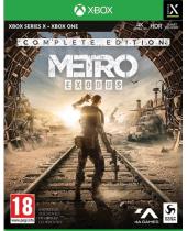 Metro Exodus CZ (Complete Edition) (Xbox One/XSX)