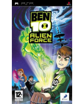 Ben 10 - Alien Force (PSP)
