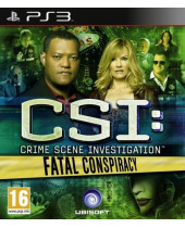 CSI 6 - Fatal Conspiracy (PS3)