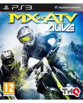 MX vs. ATV - Alive (PS3)