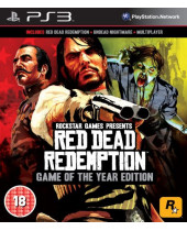Red Dead Redemption (Game of the Year Edition) (PS3)