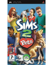 Sims 2 - Pets (PSP)