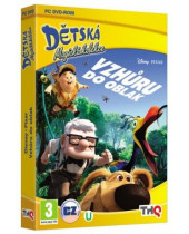 Disney Vzhůru do oblak CZ (PC)