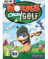 Worms - Crazy Golf CZ (PC)