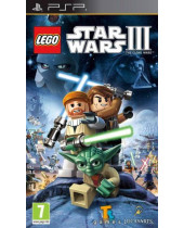 LEGO Star Wars 3 - The Clone Wars (PSP)