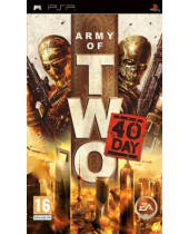 Army of Two - The 40th Day (PSP)