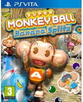 Super Monkey Ball - Banana Splitz (PSV)