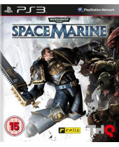 Warhammer 40 000 - Space Marine (PS3)
