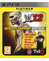 WWE 12 (WrestleMania Edition) (PS3)