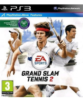 Grand Slam Tennis 2 (PS3)