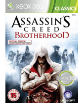 Assassins Creed - Brotherhood (Special Edition) (XBOX 360)