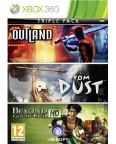 Beyond Good And Evil + Outland + From Dust (XBOX 360)