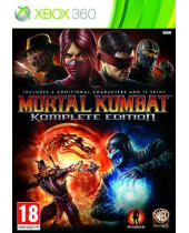Mortal Kombat 9 (Komplete Edition) (XBOX 360)