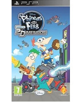 Phineas and Ferb - Across the 2nd Dimension (PSP)