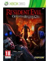Resident Evil - Operation Raccoon City (XBOX 360)