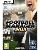 Football Manager 2013 CZ (PC)
