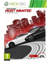 Need For Speed - Most Wanted 2 (XBOX 360)