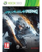 Metal Gear Rising - Revengeance (XBOX 360)