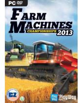 Farm Machines Championships 2013 CZ (PC)